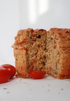 Het luchtigste vegan tomatentaartje! – Gezonde Receptjes