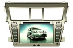 7 Inch 2 Din Car DVD Player for Toyota yaris sedan (2007-2012),DVD,GPS,RDS,IPOD,BT,Analog TV,Remote Control,Rear Reviewing,Touchscreen Function by vehicle DVD players. $292.00. Suits for: Toyota yaris sedan 2007-2012 Language: Chinese / English / Russian / Arabic / Spanish / Portuguese / French / German / Thai / Turkish Description: 7 inch 2-DIN touch screen TFT LCD display, 3D GUI User Interface easy to operate Support IPOD Steering wheel control There is a single light wi...