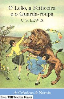 """Livro """"As Crônicas de Nárnia - Volume Único"""". Um livro muito interessante! / Book """"The Complete Chronicles of Narnia"""". A very interesting book! Autor / Author: C. S. Lewis"""