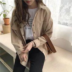 K Fashion, Korean Girl Fashion, Korean Fashion Trends, Korean Street Fashion, Ulzzang Fashion, Fashion Outfits, Korean Casual Fashion, Korea Fashion, Fashion 2020
