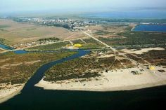 Sulina, most East Southern Romanian town. One of the 3 places where Danube flows into the Black Sea