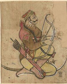 Mughal Paintings, Indian Paintings, Prithviraj Chauhan, Freedom Fighters Of India, Rajasthani Painting, Shivaji Maharaj Hd Wallpaper, Indian Sword, History Posters, Great Warriors