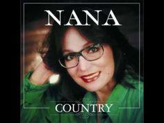 Nana Mouskouri: Country songs - YouTube