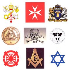 Masonic Occult symbols