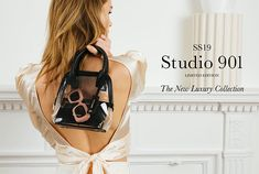 The Studio 901 Handbag Collection by Sustainable Brand Matt & Nat - Decadent Dissonance