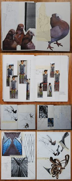 New Fashion Sketchbook Deconstruction Ideas Textiles Sketchbook, Sketchbook Pages, Fashion Sketchbook, Fashion Sketches, Architecture Drawing Sketchbooks, Fashion Portfolio, Sketchbook Inspiration, Sketch Design, Design Development