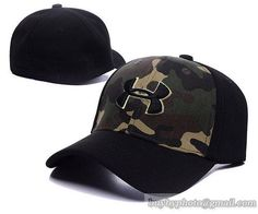 Under Armour Baseball Caps Curved Elasticity Hats Camo 83b898b179dc