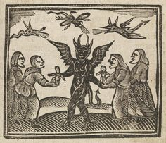 Woodcuts and Witches | The Public Domain Review