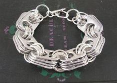 soft-drink can tabs - Upcycling Jewellery - LOVE YOUR PLANET