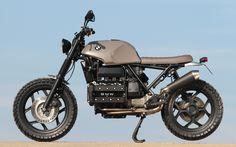 Readers' rides: Daniel's K100 Scram