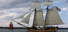 Chestertown Maryland-Schooner Sultana 1768