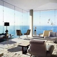 what an awesome living room view