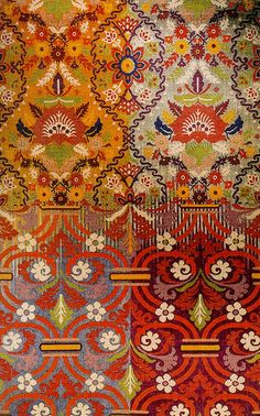 Explore and buy thousands of royalty-free stock seamless repeat print, pattern and textile designs from the world's largest online collection of textile Textile Patterns, Color Patterns, Print Patterns, Textile Prints, Fun Patterns, Floral Patterns, Beautiful Patterns, Fabric Design, Pattern Design