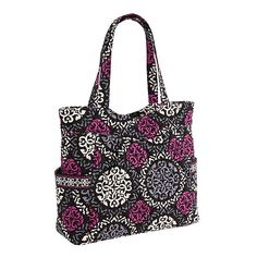 Favorite new Vera Bradley color and love the very functional and pretty Carry All Laptop bag.