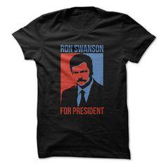 Ron Swanson For President