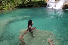 Reach Falls in Portland is a great example of some of the breathtaking natural beauties that Jamaica has to offer. It's a must visit while in Jamaica