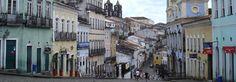 Guia comercial e turístico sobre o bairro do Centro Salvador no estado da Bahia - BA