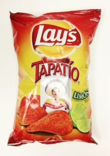 Lay's Tapatio Limon Flavored $5.29