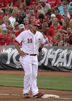 Devin Mesoraco ~ Cincinnati Reds