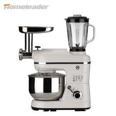 Homeleader 다기능 스탠드 믹서 상업 가정용 전기 식품 블렌더 높은 품질의 요리 기계 K12-011