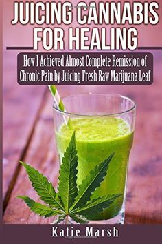 Juicing Cannabis for Healing: How I Achieved Almost Compl...