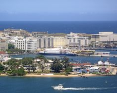 pictures of puerto rico | one of her caribbean home ports san juan puerto rico
