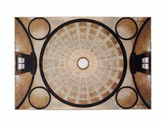 Rectangular velvet rug