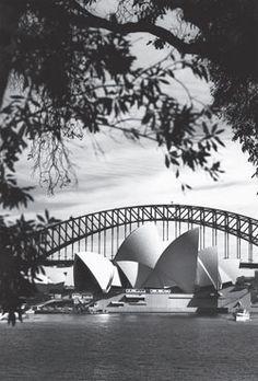 Sydney - Max Dupain