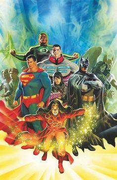 Justice League by Felipe Massafera *