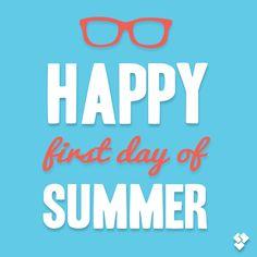 #firstdayofsummer