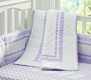 Harper Quilt, Lavender
