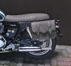 triumph bonneville touring saddle bag - ค้นหาด้วย Google