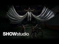 (1) SHOWstudio: Gareth Pugh Spring/Summer 2015: Ascension - YouTube | Fashion & Film | Pinterest