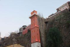 İzmir's is the oldest builds of Asansör:)