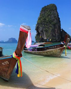 Why Ao Nang Krabi Should Be In Your Thailand Island Hopping Itinerary The Wanderlust Bug Krabi Thailand, Thailand Travel, Thailand Island Hopping, Ao Nang Krabi, Southeast Asia, Bugs, Past, Wanderlust, Places