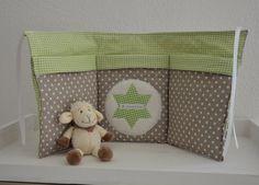 ♥+Bett+Tasche,Utensilo+von+Königskinder+auf+DaWanda.com