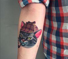 watercolor-animal-tattoos-sherlock-holmes-cat (1198×1052)