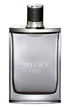 Sophisticated. Refined. Modern. | Jimmy Choo 'MAN' Eau de Toilette.