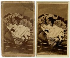 Early Post Mortem Photography: Dead Children