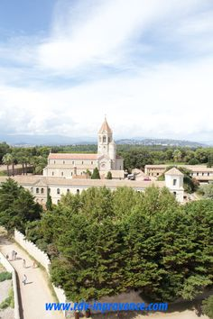 Cannes: island Lerina, now known as the island of Saint Honorat.