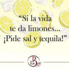 Uff... ombliguito de semana. Si la Vida te da limones... pide sal y tequila. 🍋 😎 EVENTOS LA BUFF Tel. 36 00 52 74 | WhatsApp. 55 83 45 07 79