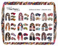 https://www.facebook.com/viafioreaccesorios/ Este poster fue diseñado por Diana Schweistein para Via Fiore. diana@viafiore.com.ar