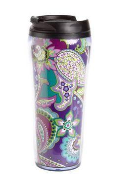 Coffee mug   Vera Bradley
