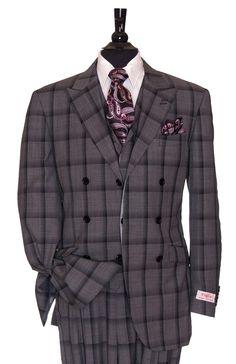 Tiglio men's suit