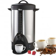 OX-202 - 55 Cups Coffee Maker and Water Boiler