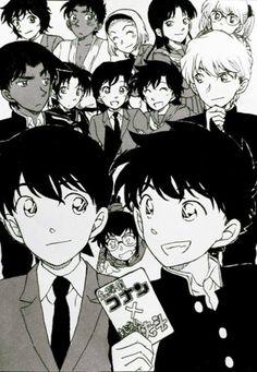 Detective Conan X Magic Kaito 1412