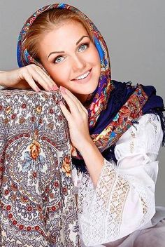 Russian girls are considered to be the most beautiful in the world!