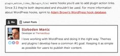 5 Best Author Box Plugins For WordPress Blog