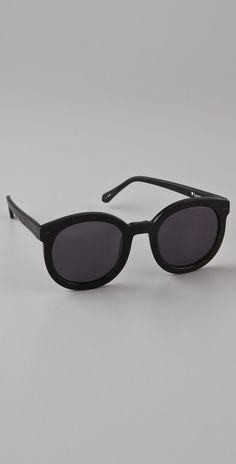 Karen Walker Super Duper Strength Sunglasses thestylecure.com