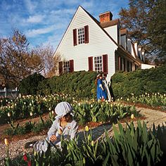 Best Places in the South   Best Historic Site in Virginia   colonial Williamsburg SouthernLiving.com
